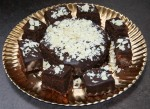 browni tres chocolates