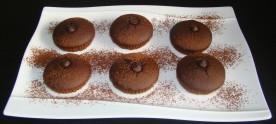 Magdalenas Chocolate Diabéticos