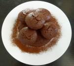 Magdalenas de Chocolate con Almendras (3)
