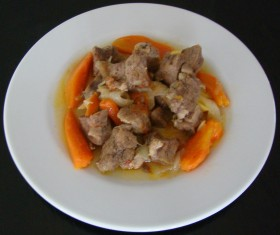 aguja-de-ternera-en-salsa